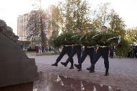 В Туле открыли памятник экипажу танка Т-34, Фото: 22