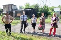 В Шахтинском поселке люди вынуждены жить в рушащихся домах, Фото: 30