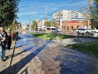 Прорыв водопровода , Фото: 7