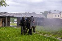 В Туле спецподразделения ОМОН и СОБР провели учения, Фото: 24