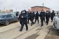 Бунт в цыганском поселении в Плеханово, Фото: 33
