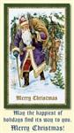 Старинные рождественские открытки, Фото: 15