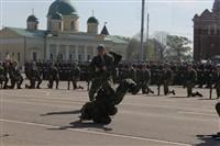 Военный парад в Туле, Фото: 31