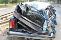 На Рязанке столкнулись две легковушки и грузовик, Фото: 5