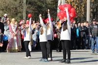 Первый этап эстафеты олимпийского огня: Пролетарский район, Фото: 7