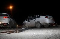 На ул. Металлургов в Туле лоб в лоб столкнулись две Daewoo, Фото: 5