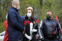 Тульские байкеры почтили память героев в Ясной Поляне, Фото: 20