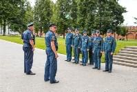Учения МЧС в Тульском кремле, Фото: 3