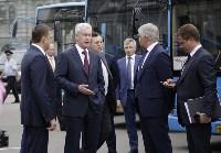 Правительство Москвы подарило Туле 20 автобусов., Фото: 1