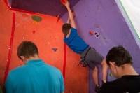 Соревнования на скалодроме среди детей, Фото: 20