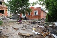 В Плеханово продолжается снос незаконных цыганских построек, Фото: 71