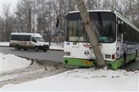ДТП в Басово: столкнулись два рейсовых автобуса, Фото: 10