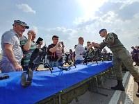 День Тульской дивизии ВДВ: на площади Ленина приземлились парашютисты, Фото: 102