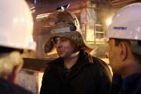 Врио губернатора Тульской области Алексей Дюмин посетил  ПАО «Тулачермет», Фото: 15