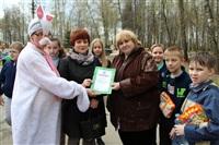 В Комсомольском парке появилась новая эстрада, Фото: 8