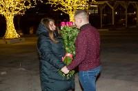 Туляк сделал предложение своей девушке на набережной, Фото: 70