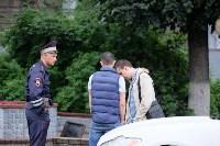 """Задержание водителя """"Ягуара"""" в центре Тулы, Фото: 4"""