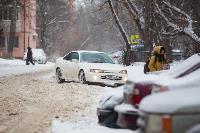 Последствия снежного циклона в Туле, Фото: 14
