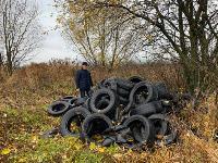Под Новомосковском ликвидированы две незаконные свалки, Фото: 6