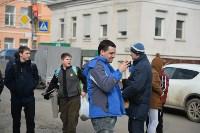 Снос аварийного дома на улице Октябрьской, Фото: 17