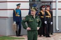 Путин в Суворовском училище, Фото: 24