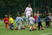 В тульских парках заработала летняя школа футбола для детей, Фото: 12