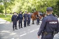Конный патруль в Туле, Фото: 5