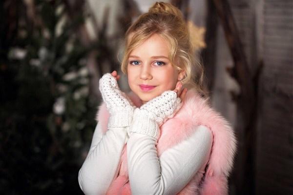 Федина Маргарита, 8 лет