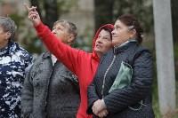 Алексей Дюмин посетил дом в Ясногорске, восстановленный после взрыва, Фото: 16