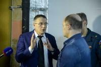Проверка тульских ТЦ: Генпрокуратура РФ проверила противопожарную систему в «Макси», Фото: 19