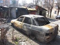 Сгоревшие сараи на улице Немцова в Туле, Фото: 4