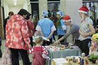 Тульские школьники приняли участие в Новогодней ярмарке рукоделия, Фото: 1