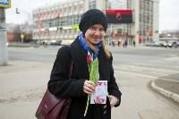 Пролетарский глава Сергей Шестаков поднял тулячкам настроение, Фото: 11