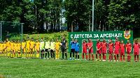Ветераны «Спартака» и «Арсенала» сыграли в Туле на новом поле Центрального стадиона, Фото: 4