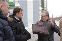 Осмотр кремля. 2 декабря 2013, Фото: 29