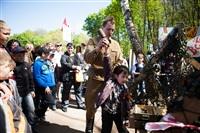 В Центральном парке воссоздали боевой подвиг советских солдат, Фото: 18