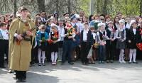 Церемония зажжения Вечного огня в Суворове , Фото: 8