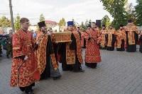 В Тульскую область прибыл ковчег с мощами новомучеников и исповедников Российских, Фото: 43