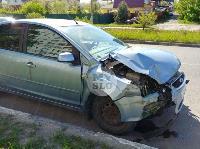 В Туле пьяная автоледи скрываясь с места ДТП врезалась в еще одну машину, Фото: 4