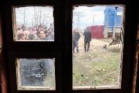 Снос дома в поселке Плеханово, Фото: 43