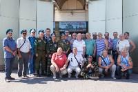 ветераны-десантники на день ВДВ в Туле, Фото: 14