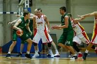 Тульские баскетболисты «Арсенала» обыграли черкесский «Эльбрус», Фото: 27