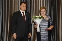 Награждение медалью  «Трудовая доблесть» III степени Валентины Кузнецовой, Фото: 87