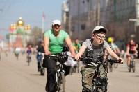 В семейном велопараде приняли участие сотни туляков , Фото: 68