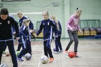 Женская мини-футбольная команда, Фото: 11