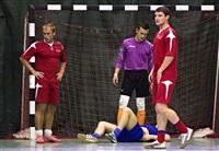 Матчи Лиги любителей футбола, Фото: 10