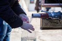 Очереди за водой в Пролетарском округе, Фото: 10