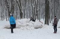 Снежная Тула. 15 ноября 2015, Фото: 29
