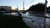 Потоп возле областной больницы, Фото: 5