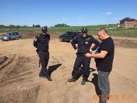 В Туле с поля незаконно вывезли 100 КАМАЗов чернозема, Фото: 5